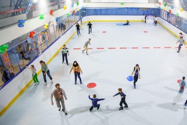 Крытые хоккейные площадки в новосибирске и области